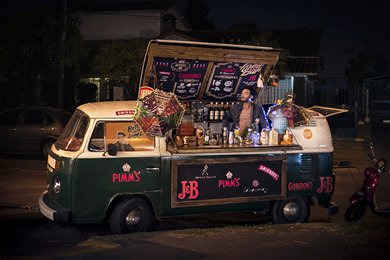"Foto: ""Drinks Truck"" por Gabriel Colonna"